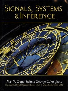 Signals, Systems and Inference (Hardcover)-cover