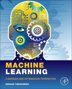 Machine Learning: A Bayesian and Optimization Perspective (Hardcover)-cover