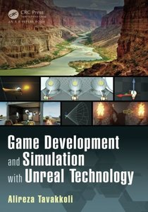Game Development and Simulation with Unreal Technology (Paperback)-cover