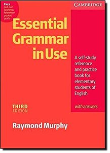 Essential Grammar in Use with Answers, 3/e : A Self-Study Reference and Practice Book for Elementary Students of English (Paperback)-cover