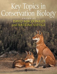 Key Topics in Conservation Biology (Paperback)-cover