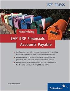 Maximizing SAP ERP Financials Accounts Payable: Configuration (Hardcover)-cover