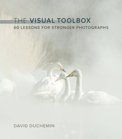 The Visual Toolbox: 60 Lessons for Stronger Photographs (Paperback)-cover