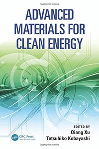 Advanced Materials for Clean Energy Hardcover-cover