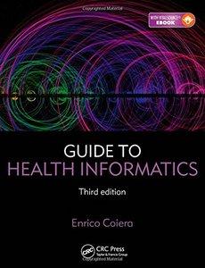 Guide to Health Informatics,  3/e(Paperback)-cover
