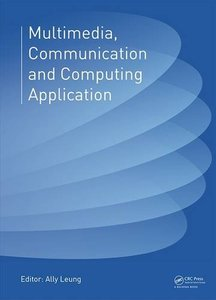 Multimedia, Communication and Computing Application Hardcover-cover