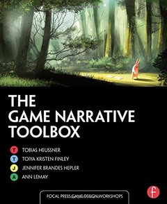 The Game Narrative Toolbox (Paperback)-cover