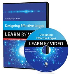 Designing Effective Logos: Learn by Video Multimedia DVD-cover
