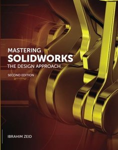 Mastering SolidWorks,  2/e(Paperback)-cover