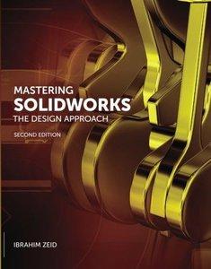 Mastering SolidWorks,  2/e(Paperback)-cover