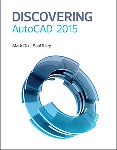 Discovering AutoCAD 2015 Paperback-cover