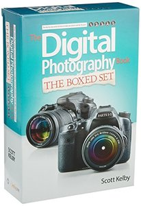 Scott Kelby's Digital Photography Boxed Set, Parts 1, 2, 3, 4, and 5 Paperback-cover
