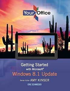 Your Office: Getting Started with Microsoft Windows 8.1 Update (Your Office for Office 2013) Paperback-cover