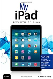 My iPad (7th Edition) Paperback-cover