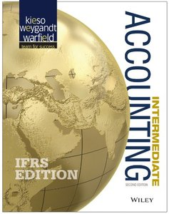Intermediate Accounting IFRS Edition, 2/e (Hardcover)-cover
