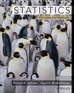 Statistics : Principles and Methods, 7/e (Paperback)