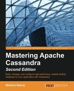 Mastering Apache Cassandra, 2/e (Paperback)-cover