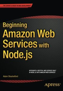 Beginning Amazon Web Services with Node.js (Paperback)-cover