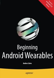 Beginning Android Wearables (Paperback)-cover