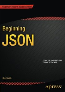 Beginning JSON (Paperback)-cover