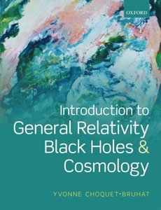 Introduction to General Relativity, Black Holes and Cosmology (Paperback)-cover