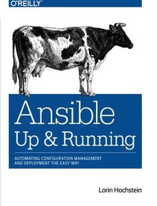 Ansible: Up and Running Paperback-cover