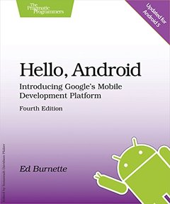 Hello, Android: Introducing Google's Mobile Development Platform Paperback-cover