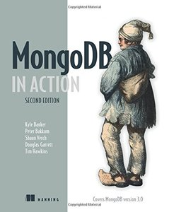 MongoDB in Action, 2/e (Paperback)-cover