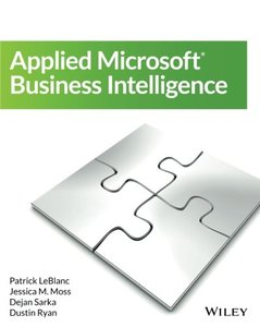 Applied Microsoft Business Intelligence (Paperback)-cover