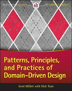 Patterns, Principles, and Practices of Domain-Driven Design (Paperback)-cover