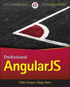 Professional AngularJS (Paperback)-cover