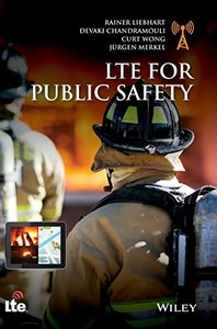 LTE for Public Safety (Hardcover)-cover