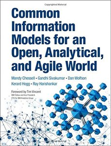 Common Information Models for an Open, Analytical, and Agile World (Hardcover)-cover