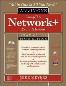 CompTIA Network+ All-In-One Exam Guide, 6/e (Exam N10-006) (Hardcover)-cover