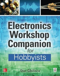 Electronics Workshop Companion for Hobbyists (Paperback)-cover