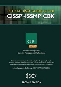 Official (ISC)2 Guide to the CISSP-ISSMP CBK, 2/e (Hardcover)-cover