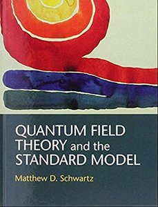 Quantum Field Theory and the Standard Model (Hardcover)-cover
