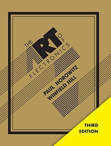 The Art of Electronics, 3/e (Hardcover)-cover
