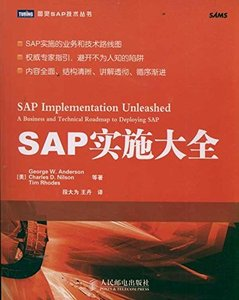 SAP 實施大全-cover
