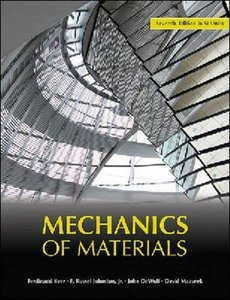 Mechanics of Materials, 7/e (SI Units)(IE-Paperback)-cover