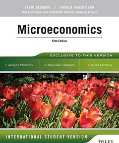Microeconomics, 5/e (IE-Paperback)-cover