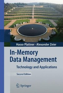 In-Memory Data Management: Technology and Applications, 2/e (Hardcover)-cover