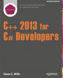 C++ 2013 for C# Developers-cover