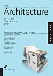 The Architecture Reference & Specification Book: Everything Architects Need to Know Every Day (Paperback)-cover