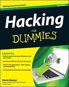 Hacking For Dummies, 4/e (Paperback)-cover