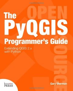 The Pyqgis Programmer's Guide (Paperback)-cover