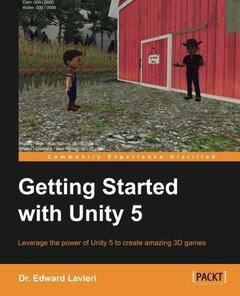 Getting Started with Unity 5-cover
