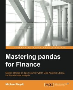 Mastering Pandas for Finance-cover