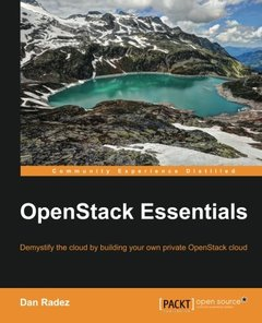 OpenStack Essentials (Paperback)-cover