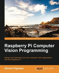 Raspberry Pi Computer Vision Programming (Paperback)-cover